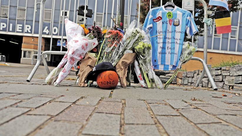 Terrorangriff in New York: Mutmaßlicher Attentäter vor Gericht erschienen