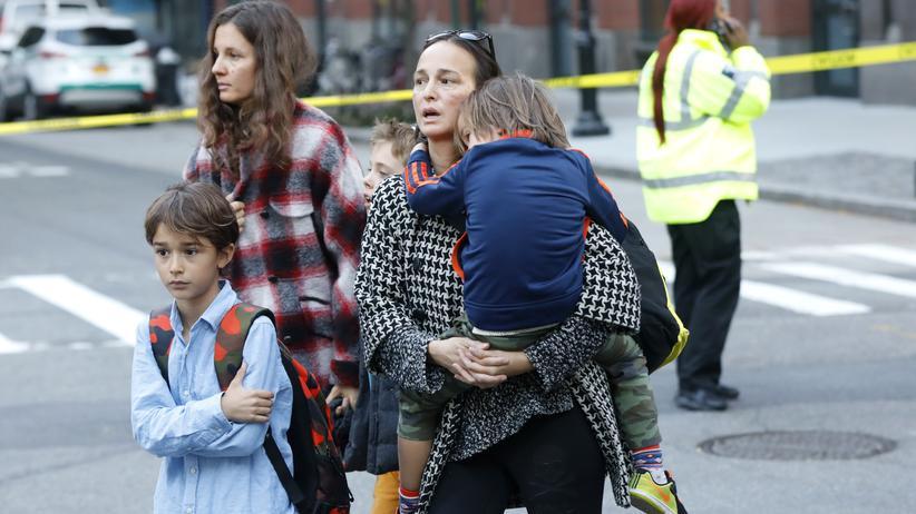 Anschlag in New York: Terror an Halloween