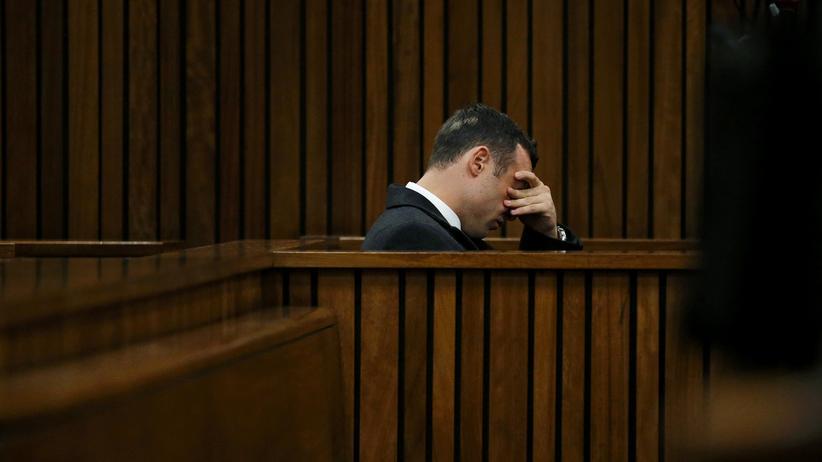 Südafrika: Strafe für Pistorius auf mehr als 13 Jahre verlängert