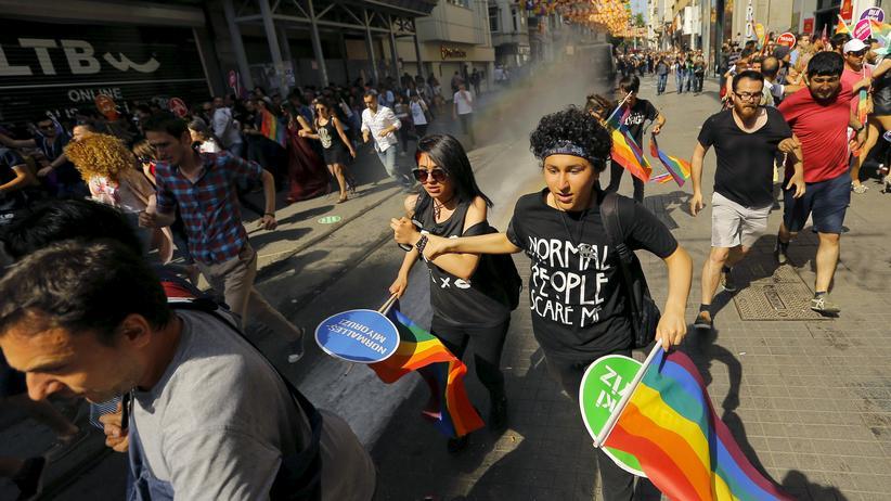 Sexuelle Minderheiten: Provinz Ankara verbietet Fest von Schwulen und Lesben