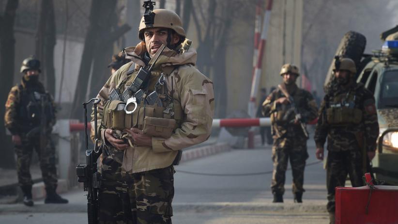 Afghanistan: Mindestens 13 Tote bei zwei Anschlägen