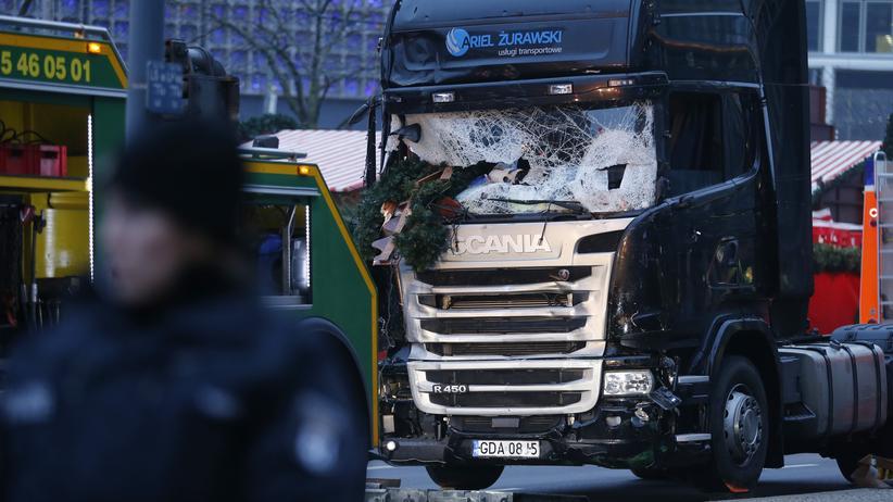 Anschlag auf dem Breitscheidplatz: Berliner Polizeiführung versagte nach Amri-Attentat