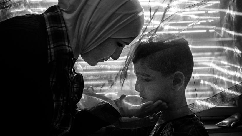 Flüchtlinge: Angekommen
