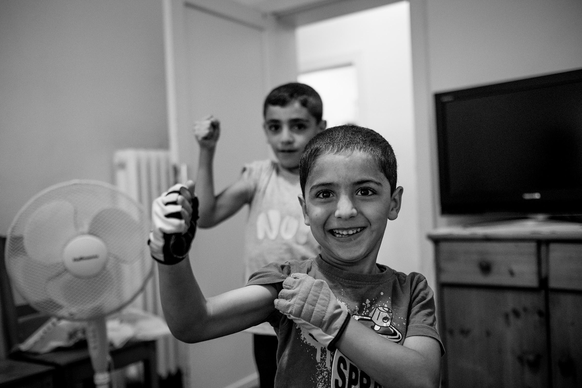 fluechtlinge-syrien-berlin-asyl-integration-brueder
