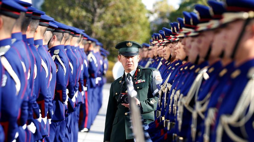 Japan: Schluss mit dem Pazifismus