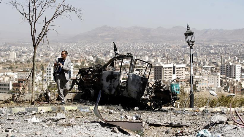 Bürgerkrieg: Mehr als 60 Tote bei Kämpfen im Jemen