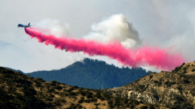 Kalifornien: Feuerwehr dämmt größten von sechs Waldbränden ein
