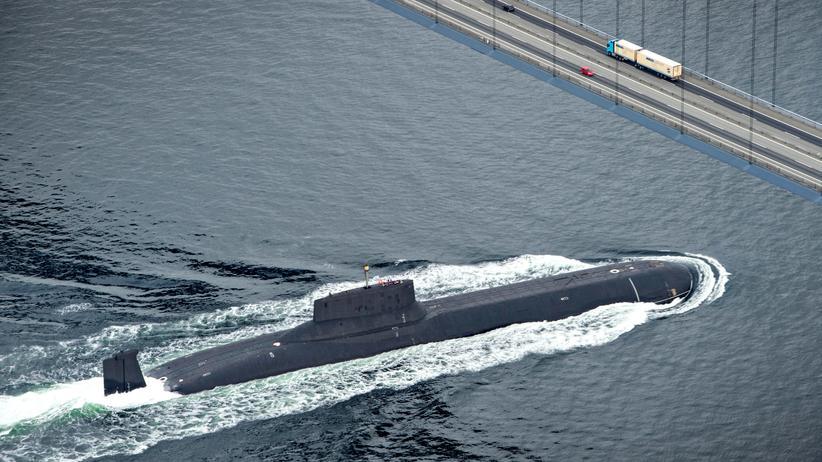 Atlantik: Nato ist besorgt über russische U-Boote