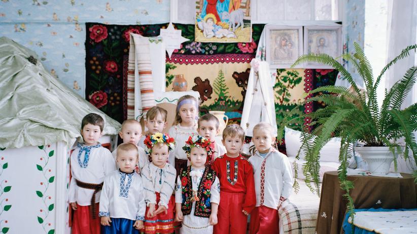 Ukraine: Die Menschen von Horaivka