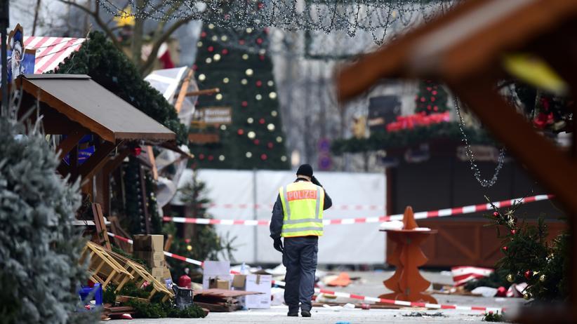 Anschlag am Breitscheidplatz: Acht Ungereimtheiten im Fall Amri