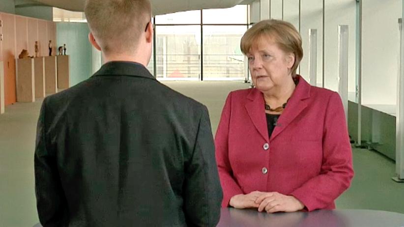 Bundeskanzlerin Merkel will Beauftragten für jüdisches Leben in Regierung