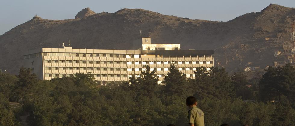 Kabul Hotel Intercontinental