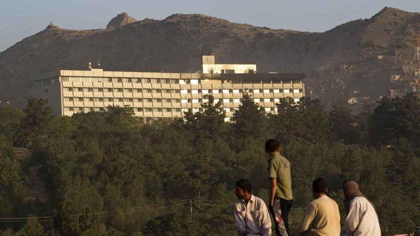 Kabul Hotel Intercontinental