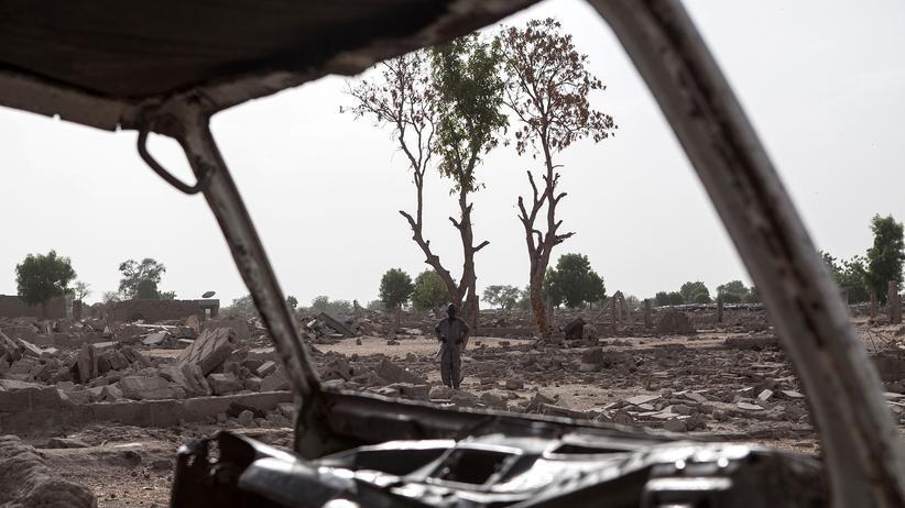 Bundesgerichtshof: Mutmaßliches Boko-Haram-Mitglied in Bayern gefasst