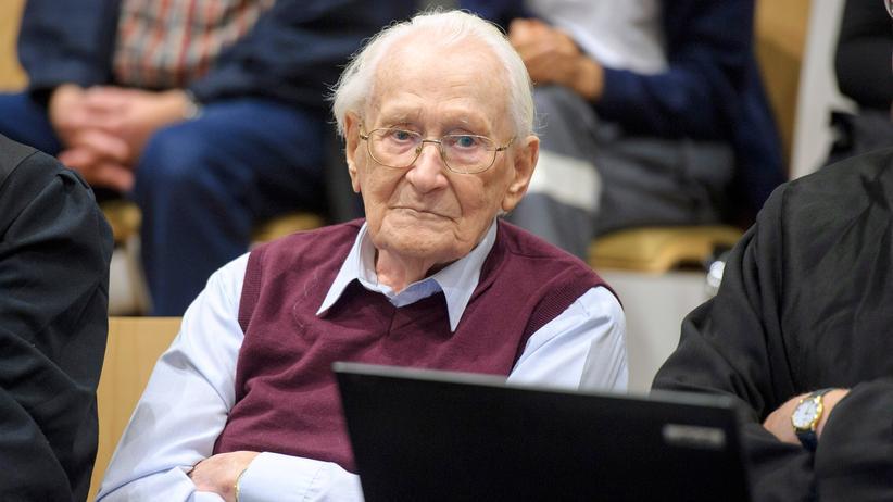 Auschwitz-Prozess: Oskar Gröning stellt Gnadengesuch