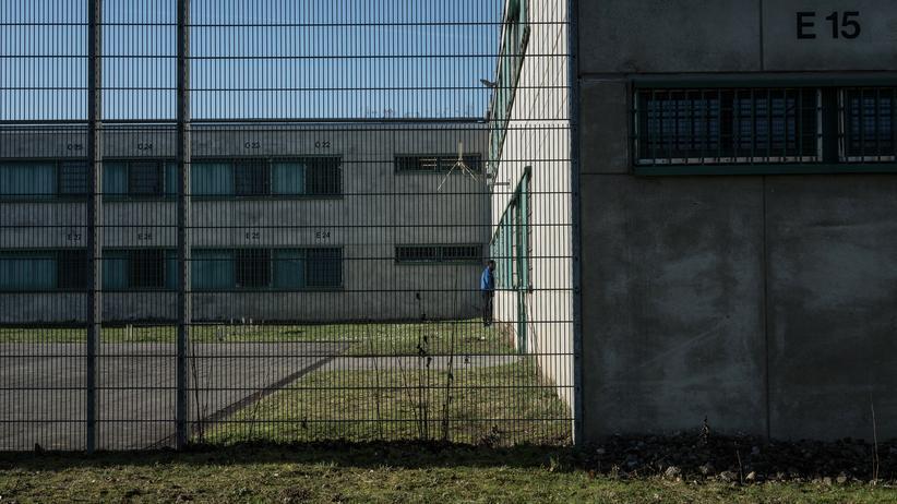 Abschiebehaft: Das Abschiebegefängnis in Ingelheim