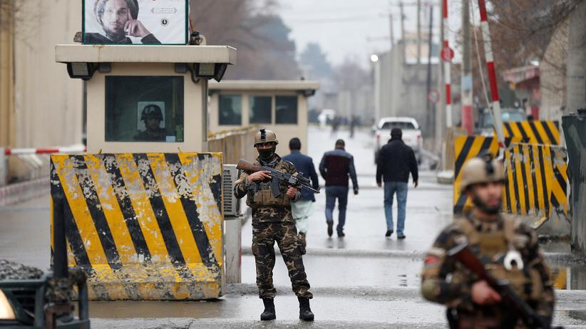 Kabul: Mindestens 23 Tote bei Anschlägen in Afghanistan