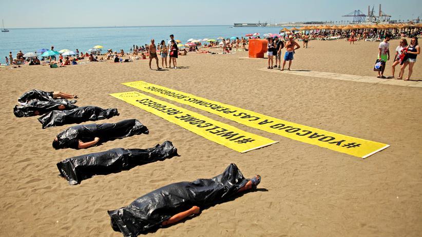 Amnesty International: Hassreden, Spaltung und ein wenig Hoffnung