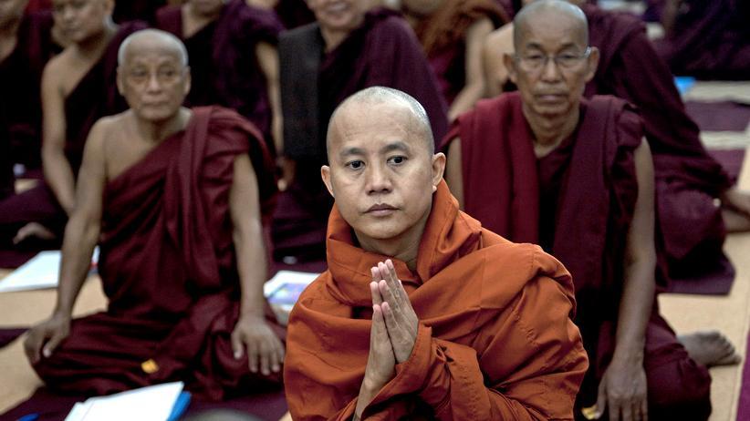Myanmar: Buddhistischer Geistlicher rechtfertigt Angriffe auf Rohingya