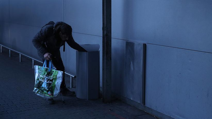 Eurostat: Deutschland hat EU-weit höchstes Armutsrisiko bei Arbeitslosigkeit