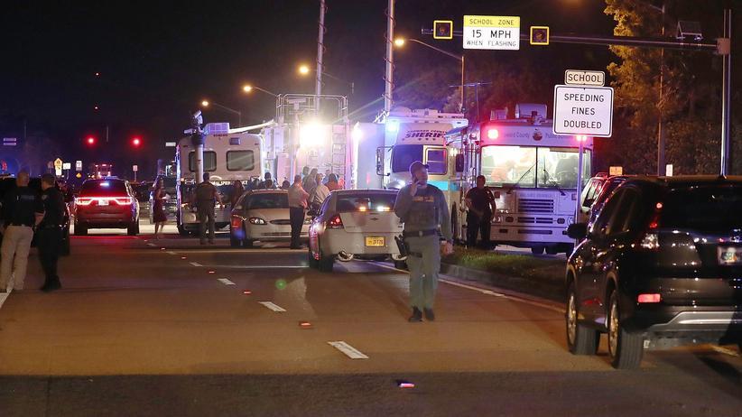 "Angriff in Florida: ""Das passiert nirgendwo sonst"""