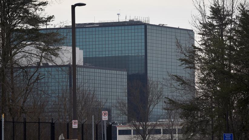 Fort Meade: Schüsse vor NSA-Hauptquartier
