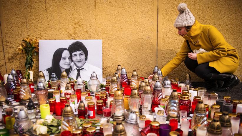 Slowakei: Ermordeter Journalist recherchierte über Mafia
