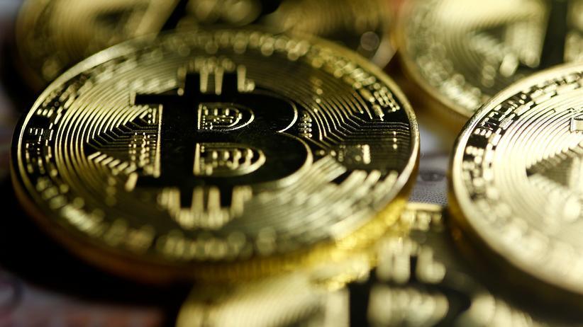 Russland: Ende 2017 war ein Bitcoin noch rund 17.000 Euro wert.
