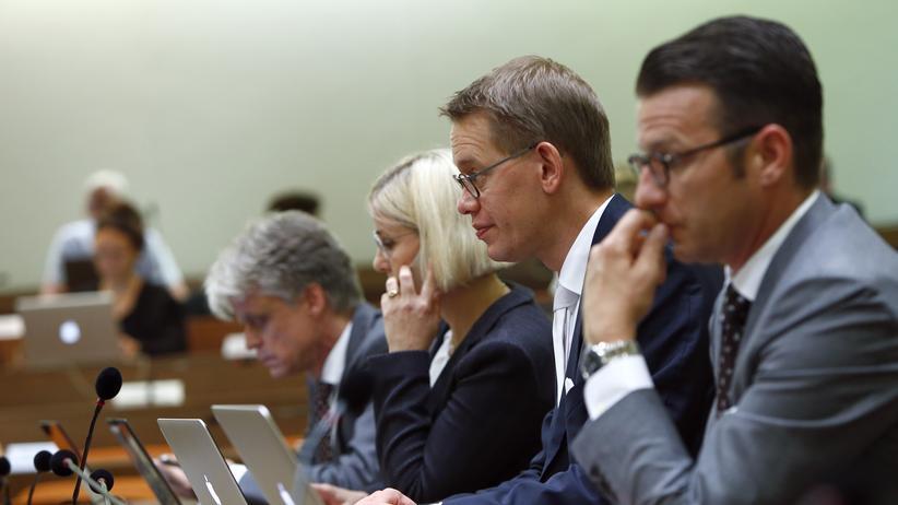 NSU-Prozess: Zschäpe-Anwälte wollen aus NSU-Prozess entlassen werden