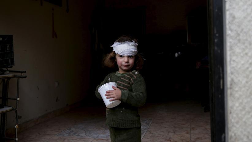 Save the Children: Jedes sechste Kind wächst in Krisenregion auf