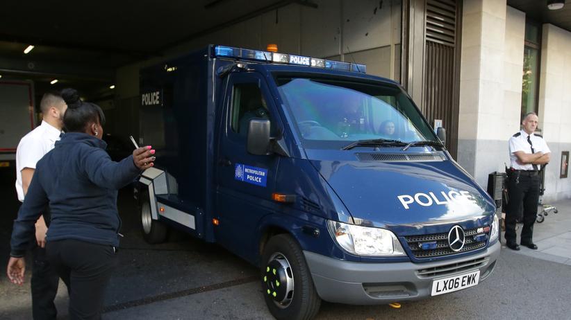 Anschlag auf U-Bahn in London: Lebenslange Haft für Londoner Attentäter