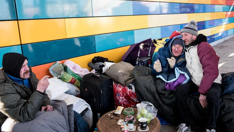 Obdachlosigkeit: Tausche Wärme gegen Freiheit