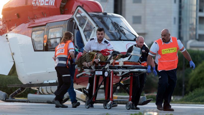 Nahostkonflikt: Zwei israelische Soldaten bei Anschlag getötet