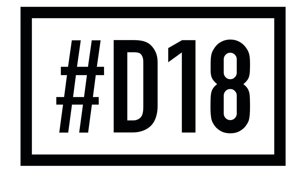 Logo von D18