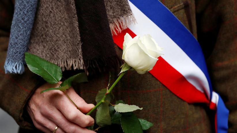 Holocaust: Weiße Rosen für Mireille Knoll