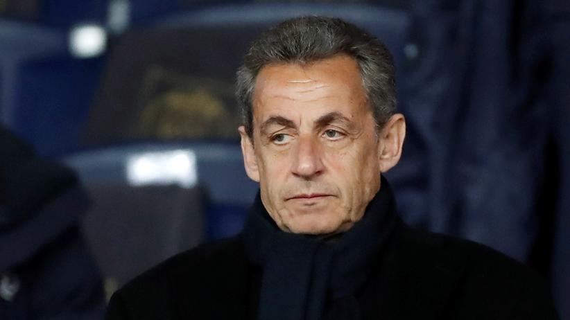 Frankreich: Nicolas  Sarkozy in Polizeigewahrsam