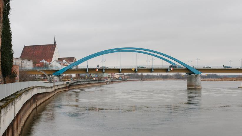 Oberbürgermeisterwahl Frankfurt (Oder): Die Brücke