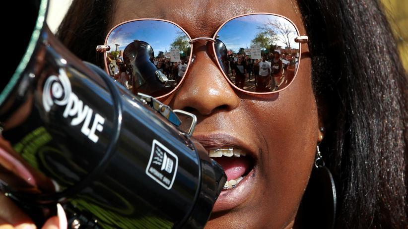 Stephon Clark: Neue Proteste wegen tödlicher Polizeischüsse auf einen Schwarzen
