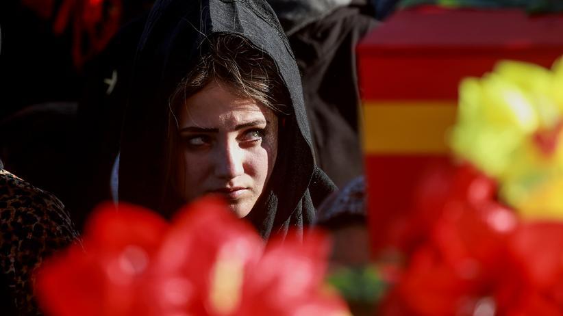 Kampf um Afrin: Erdoğans langer Schatten