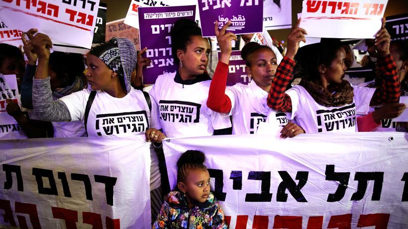 Israel: Tausende demonstrieren gegen Abschiebung von Afrikanern