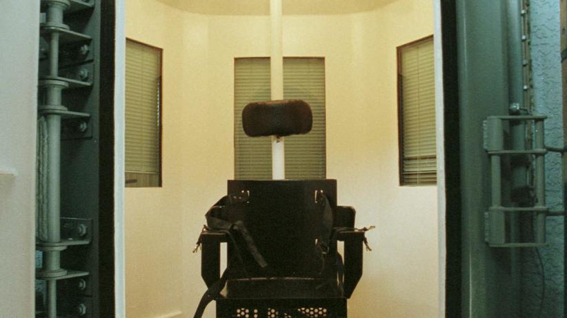 Todesstrafe: Oklahoma will Hinrichtungen mit Stickstoff vollstrecken