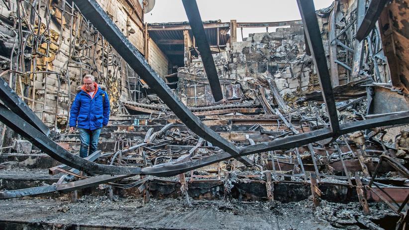 Sibirien: Russischer Gouverneur tritt nach Brandkatastrophe zurück