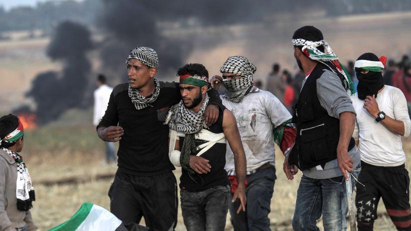 Proteste in Gaza: Menschenrechtler kritisieren israelische Armee