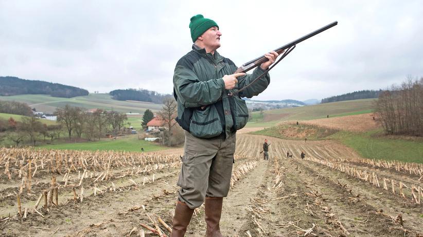 Jagd: Gehetzt, abgeschossen und aufgereiht