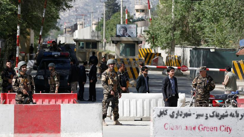Afghanistan: Mindestens 25 Tote nach Doppelanschlag in Kabul