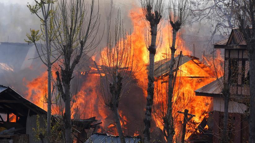 Indien: Mindestens 20 Tote bei Gefechten in Kaschmir