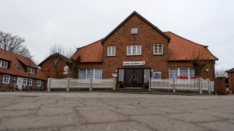 Landgasthöfe: Die Börse in Neuhaus