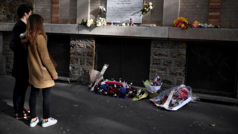 """Frankreich: """"Die Fanatiker wollen doch, dass wir uns nicht auf die Straße trauen"""""""
