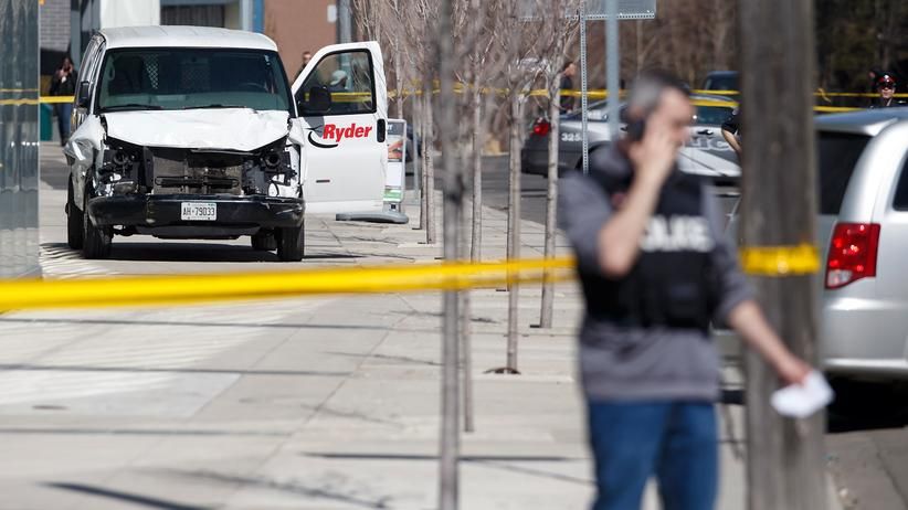 Toronto: Ermittler suchen nach Motiv von Fahrer