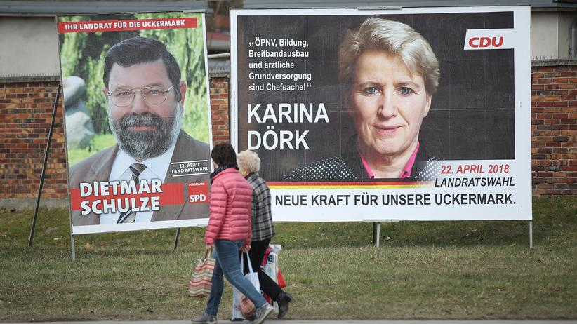 Landratswahlen in Brandenburg: Wenn der Wahlverlierer gewinnt